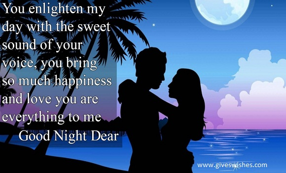 Adorable Collection Of Good Night Messages For Fiance Or Lover