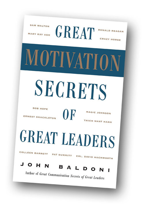 Great Motivation Secrets of Great Leaders-PDF