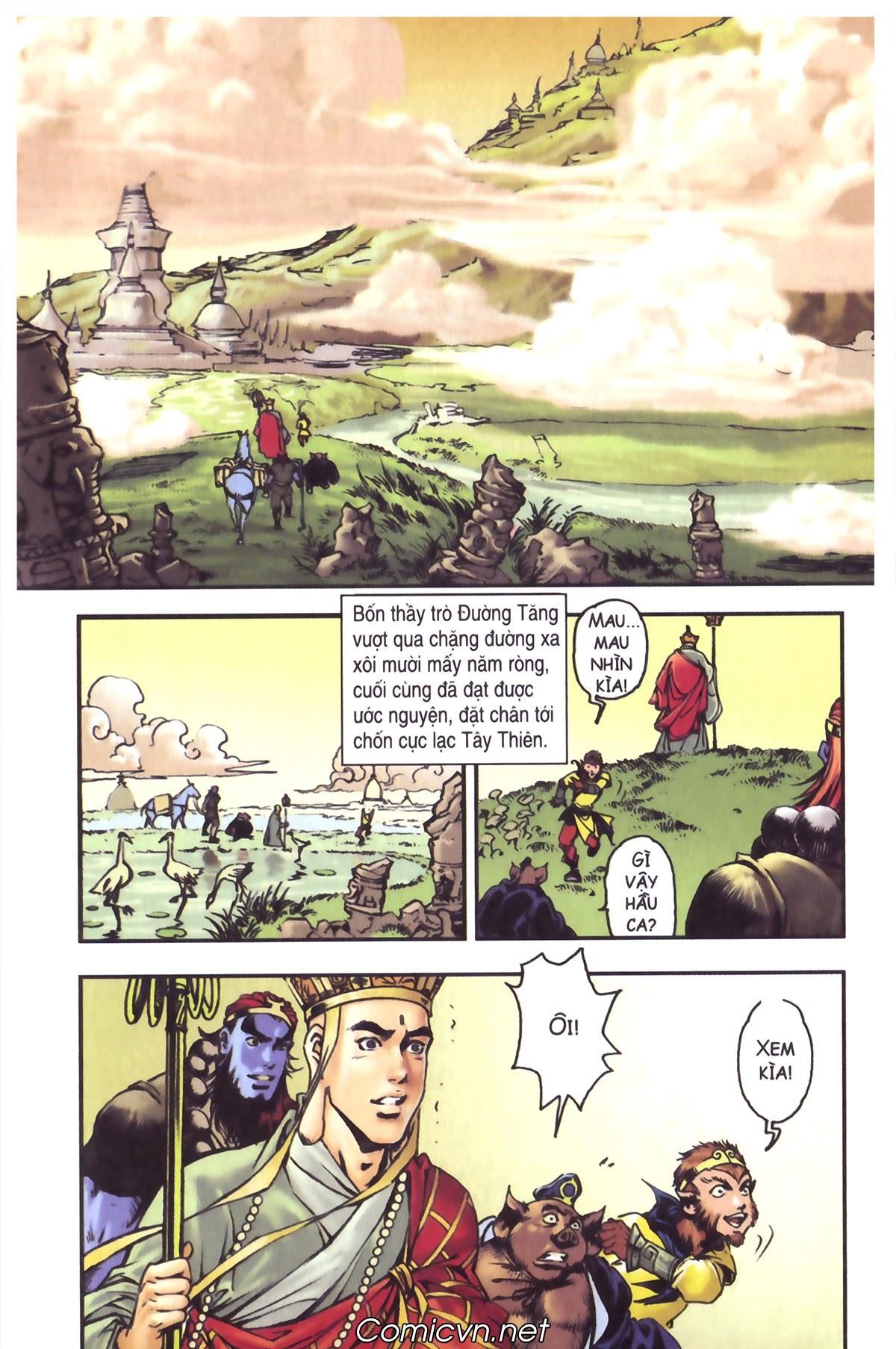 Tây Du Ký màu - Chapter 133 - Pic 23