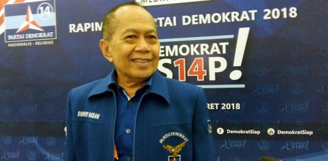 Utusan SBY Datang Ke Rumah Prabowo Buat Godok Koalisi