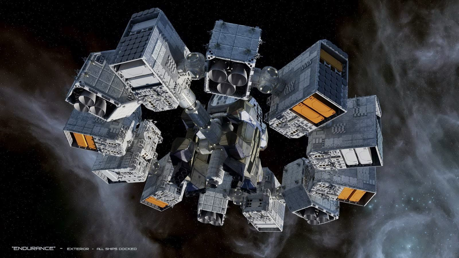 interstellar spacecraft design - photo #18
