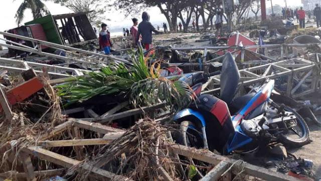 Heboh Video Mobil Bantuan Disetop Massa, BNPB: Itu Bukan Dijarah