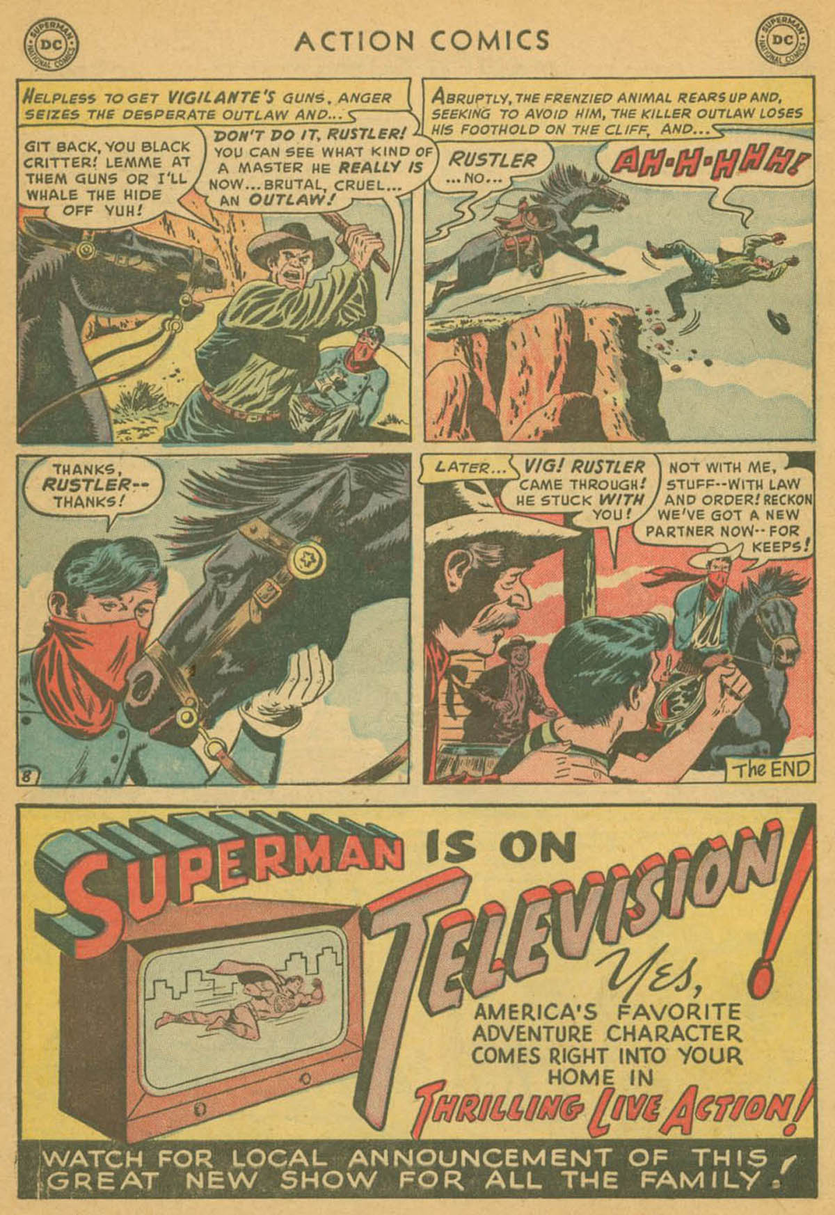 Read online Action Comics (1938) comic -  Issue #178 - 40