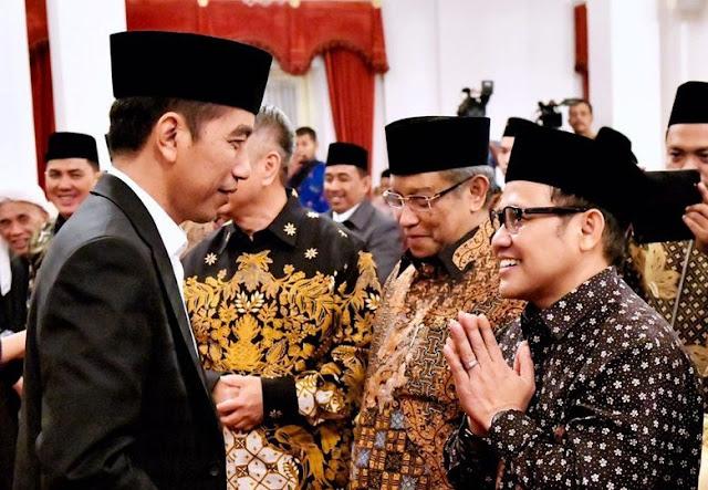 Cak Imin Gertak soal Cawapres, Begini Respons Jokowi