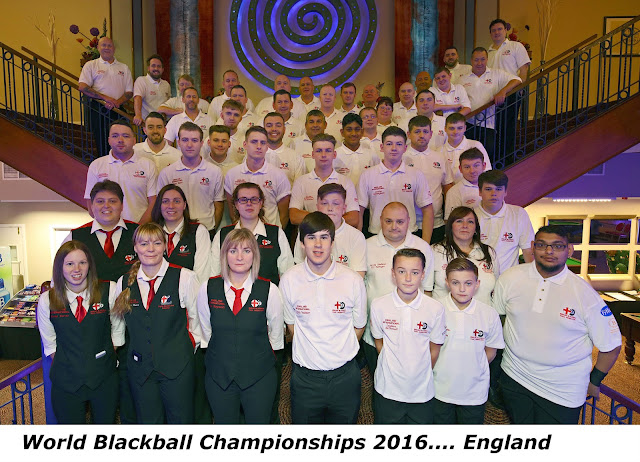 World Blackball Championships 2016 England