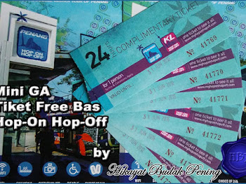 Pemenang Mini GA | Tiket Free Bas Hop-On Hop-Off