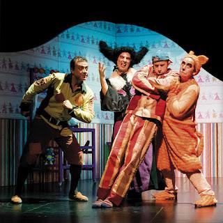 Dissabte 28  de gener 18 h. El musical de Joan sense por de Magic 6