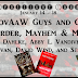 Spotlight Tour & Giveaway  #eNovAaW- Abby Vandiver - Guys and Gals of Murder, Mayhem and Mystery Tour