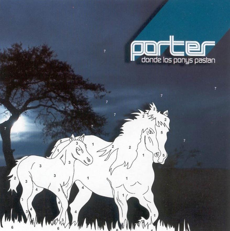 porter donde los ponys pastan