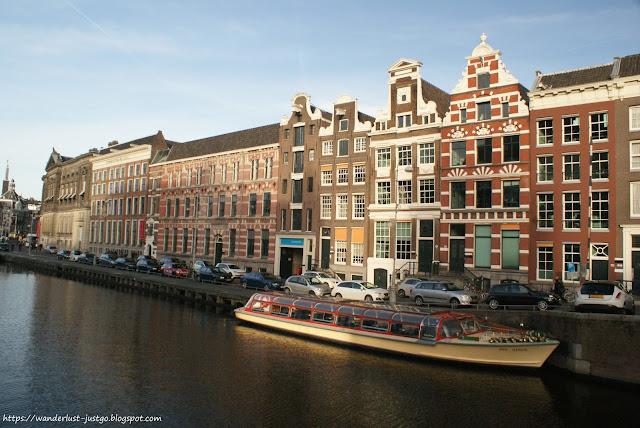 Amsterdam - city break wśród kanałów
