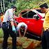 Sepasang mayat di temukan di Rimbo Malampah, Jalan Lintas Simpati - Tigo Nagari Kabupaten Pasaman.