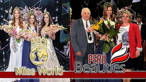 Federica Kurtulíková es Miss World Slovakia 2019