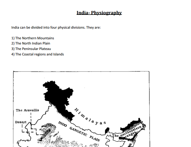 Vision IAS Geography Notes Pdf Download free - QMaths: SSC CGL 2018