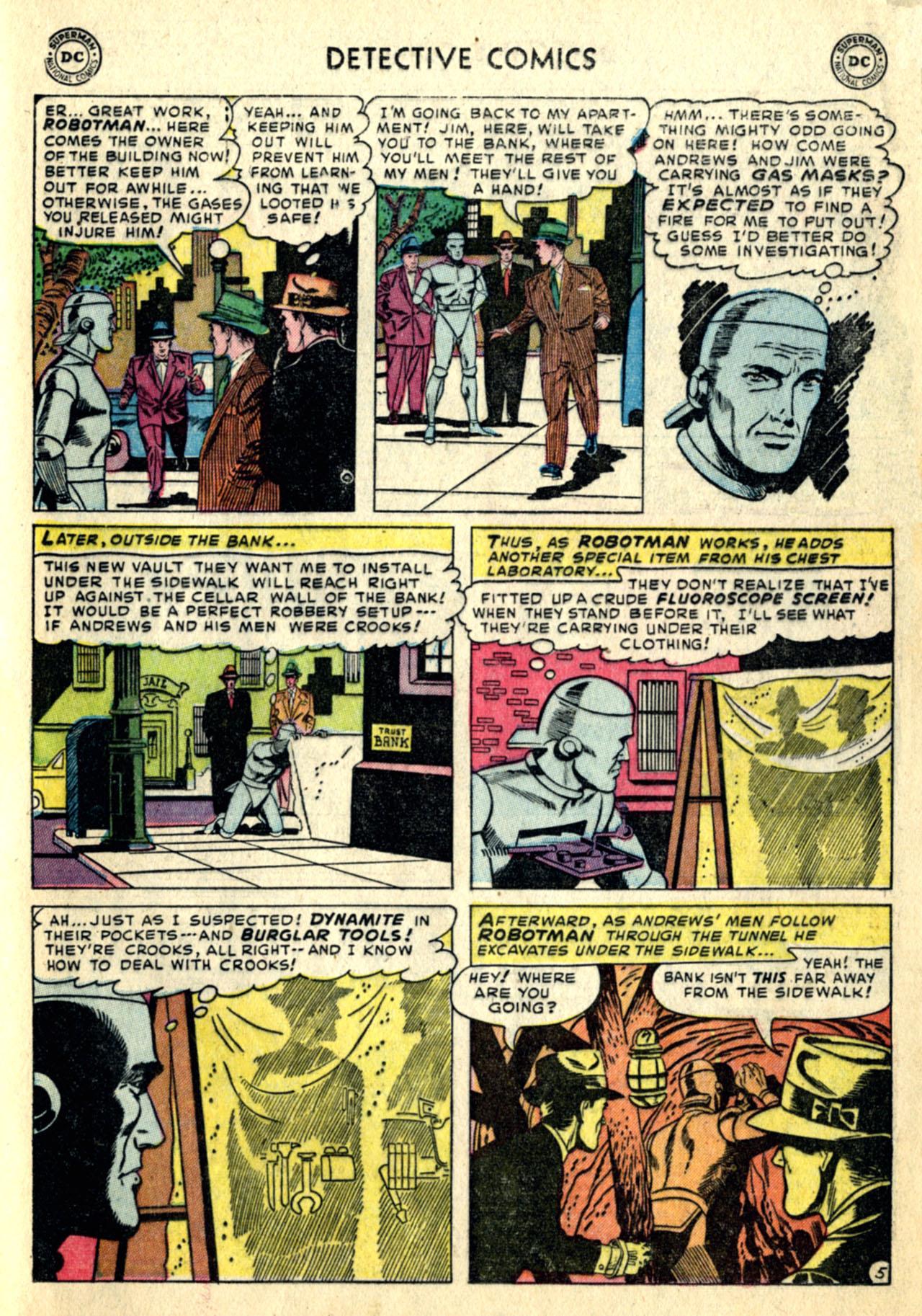 Detective Comics (1937) 192 Page 28