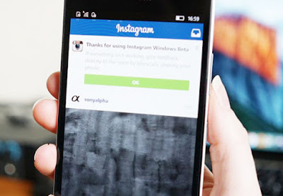 Apps Instagram Windows 10 Update