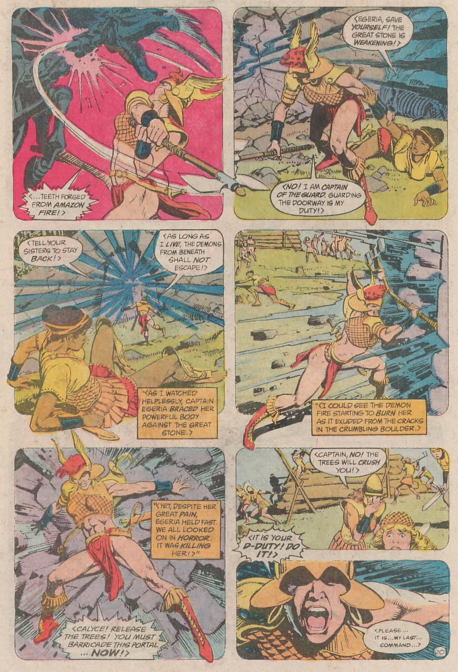 Read online Wonder Woman (1987) comic -  Issue # Annual 1 - 21
