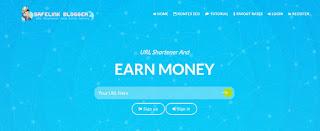 Safelink Blogger, Cara Cerdas Dapetin Uang