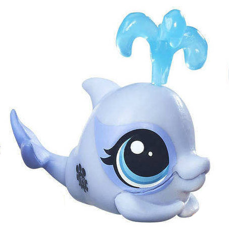 Lps Della Odolphin Pets In The City Lps Merch