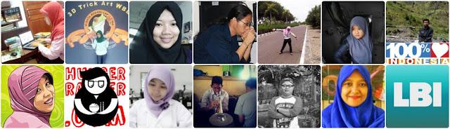 Blogger Peserta Liga Blogger Indonesia 2017