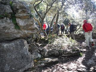 Fincas públicas de Menut y Binifaldó. cova de Muntanya.  -Foto; Rafael Minguillón  -GAME