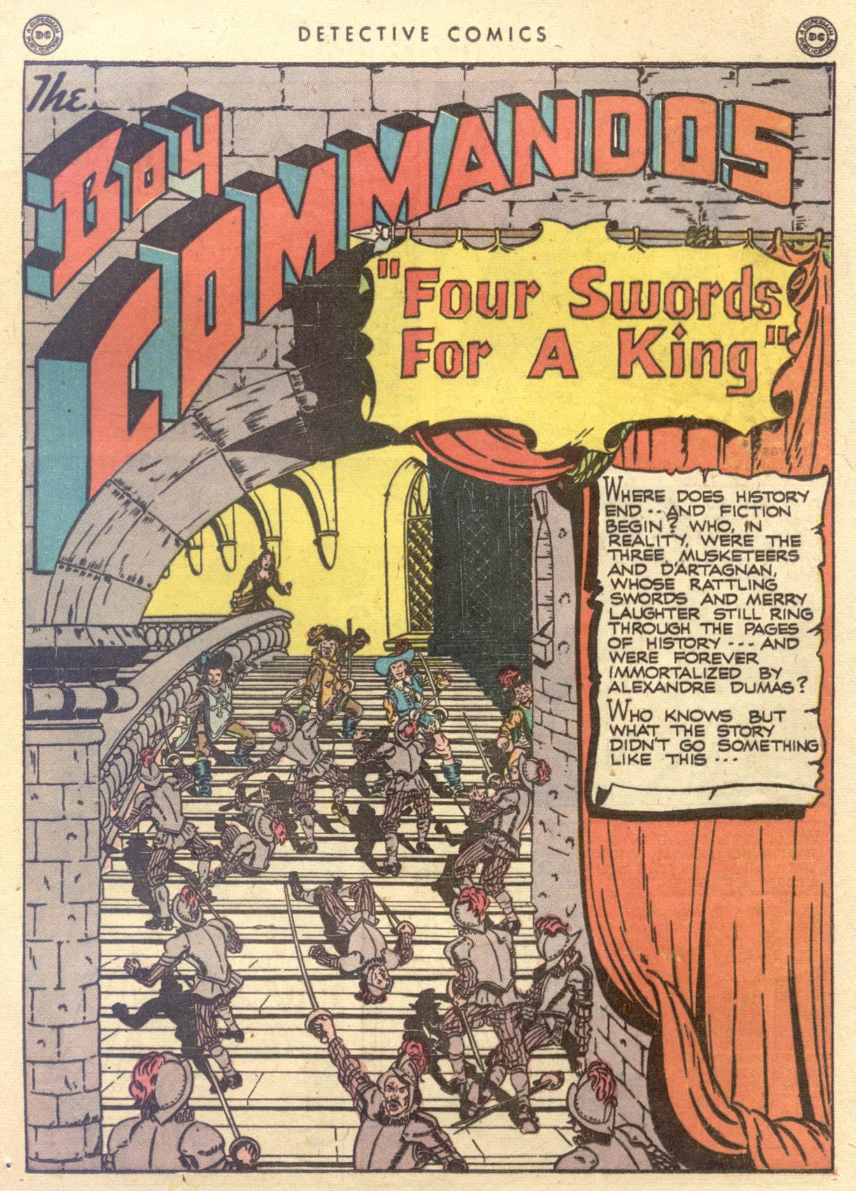 Read online Detective Comics (1937) comic -  Issue #122 - 37