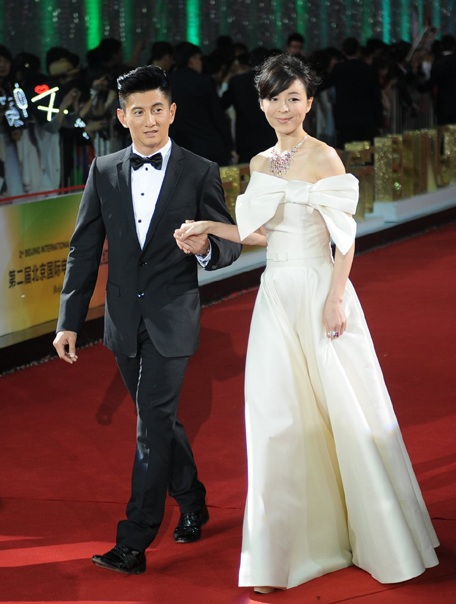 Fashion at the 2012 Beijing International Film Festival
