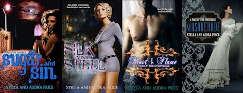 Authors After Dark Author Spotlight Interview - Stella Price