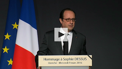 http://www.elysee.fr/videos/discours-d-hommage-a-mme-sophie-dessus/