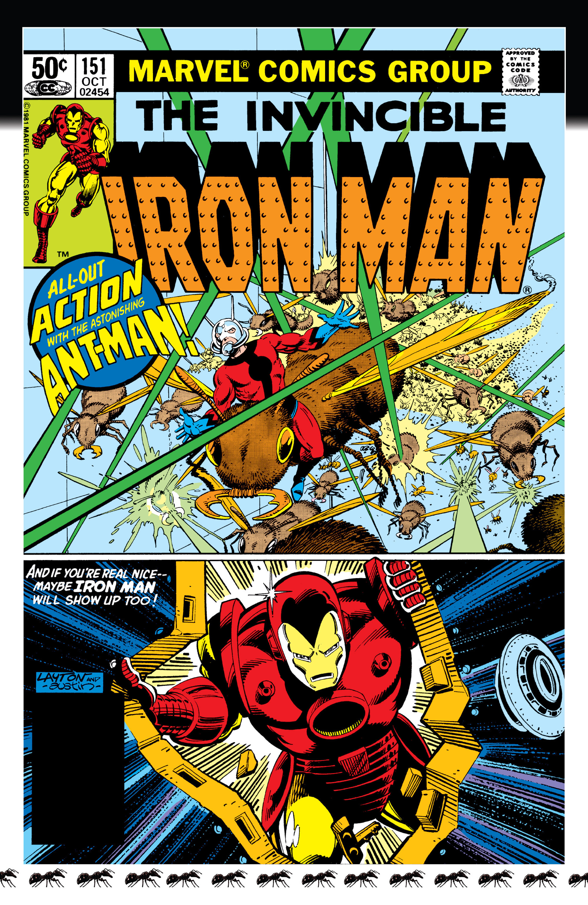 Read online Ant-Man comic -  Issue #Ant-Man _TPB - 159