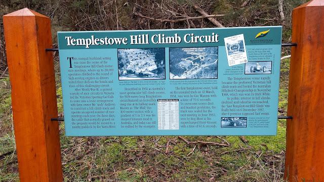 Templestowe Hill Climb