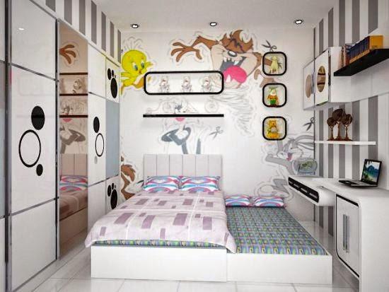 Desain Kamar Tidur Bayi Minimalis