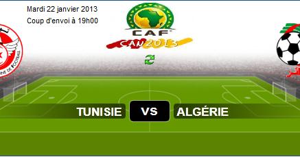 can 2013 regarder match en direct sur aljazeera sport tunisie vs alg rie le 22 01 2013. Black Bedroom Furniture Sets. Home Design Ideas