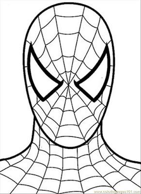 Download Spiderman Color Book Games