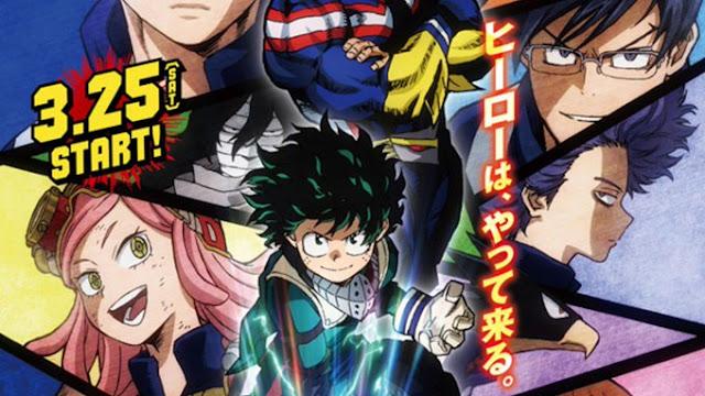 Boku no Hero Academia: Sexto volumen en español en venta en septiembre