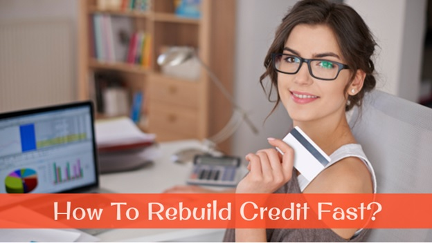how to fix my credit score fast