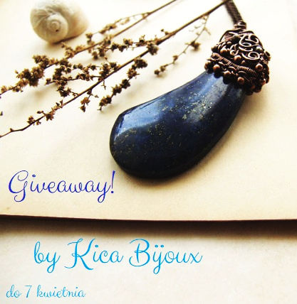 Give-away by Kica Bijoux