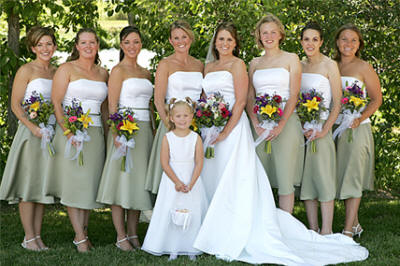WhiteAzalea Junior Dresses: Junior Bridesmaids Shining on ...