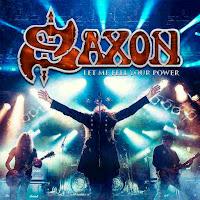 """Το βίντεο του τραγουδιού των Saxon """"Queen Of Hearts"""" από τον live δίσκο """"Let Me Feel Your Power"""""""