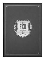 DVD EXO's First Box