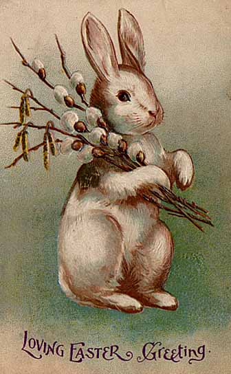 History Of Easter Bunny