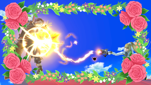 Franzy's Whippity-Whip Trip Franziska von Karma Larry Butz Super Smash Bros. Ultimate