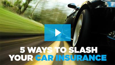 5 Tips Ways To Slash Your Car Insurance