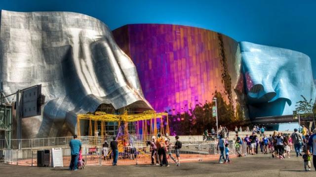 Menjelajahi sejarah Rock di Seattle