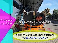 Sedot WC Panjang Jiwo Surabaya