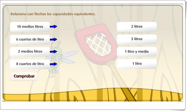 Juegos educativos de Matemáticas online: \