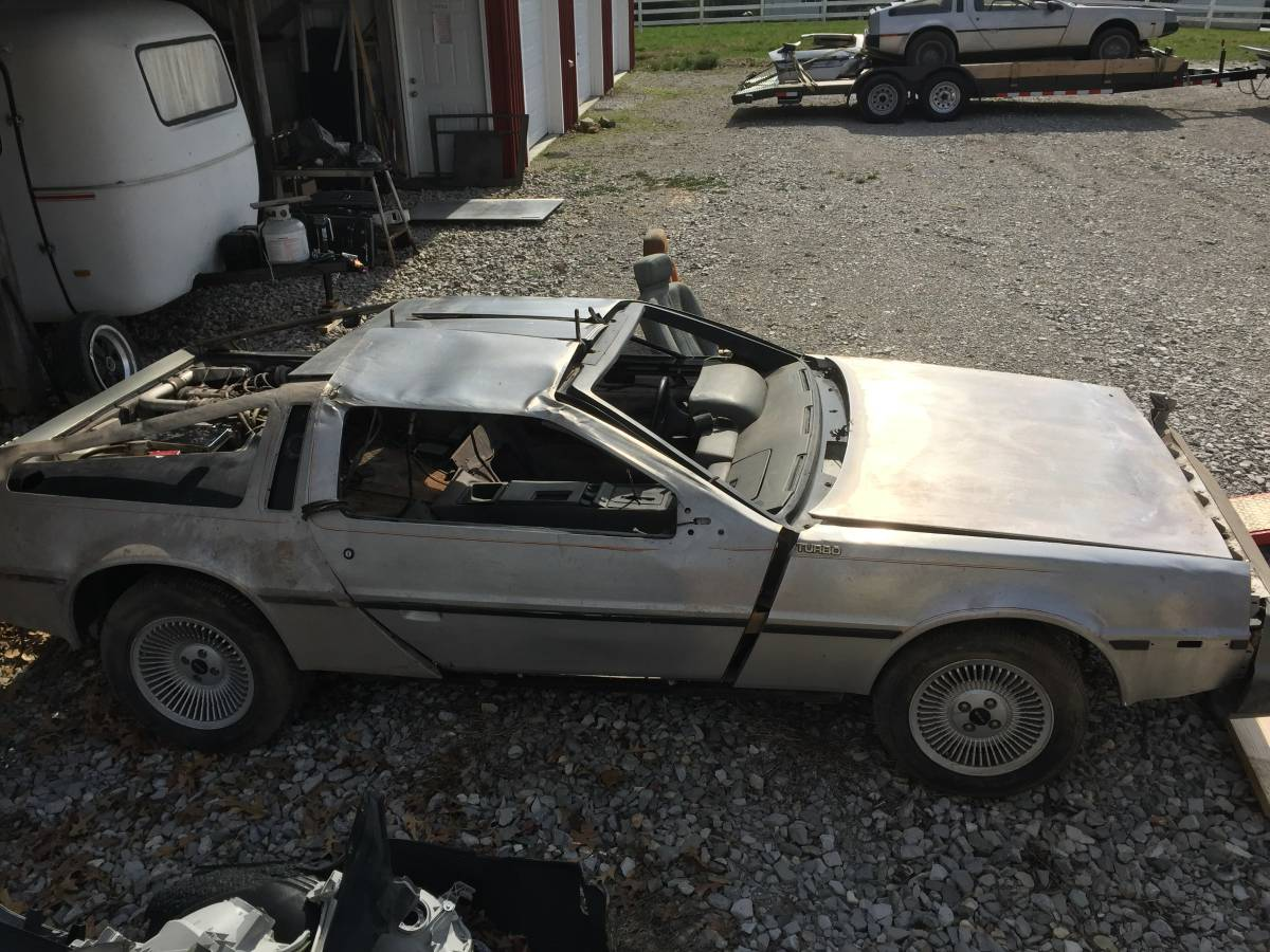 Daily Turismo: 2 Fer 1: 1981 DeLorean DMC-12