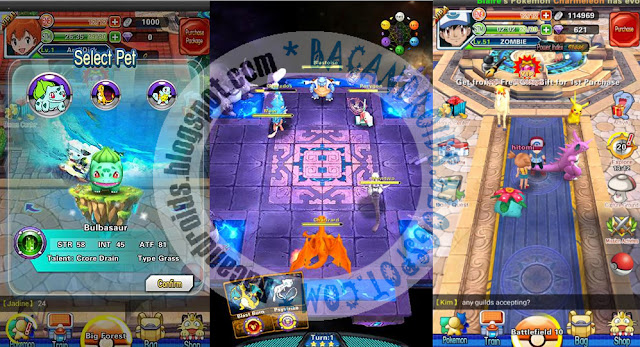Download Pocket Arena v2.3.5 apk data Terbaru