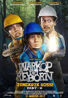 Warkop DKI Reborn Part 2 ( 2017 )