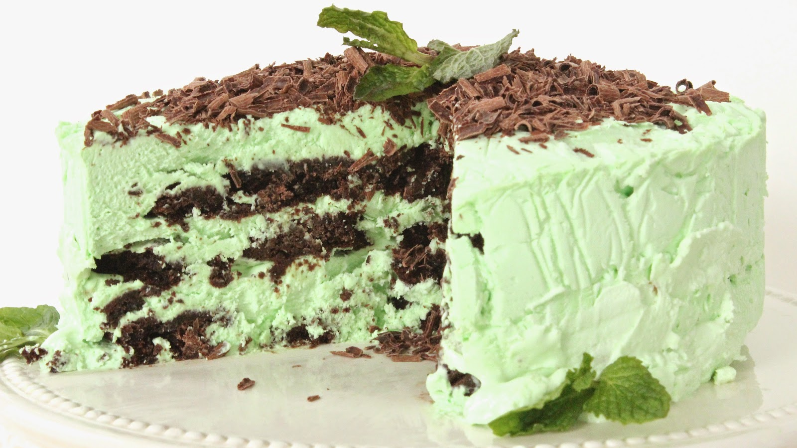 MINI MINT CHOCOLATE ICEBOX CAKE | In Good Flavor | Great ...