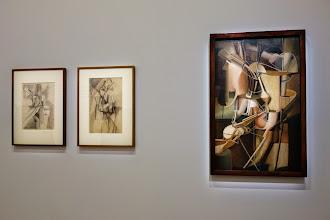 Expo : Marcel Duchamp. La peinture, même - Centre Pompidou - Jusqu'au 5 janvier 2015